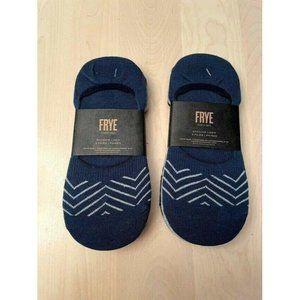 NWT Frye Sneaker Liner Sock 2 Pack